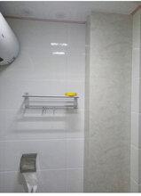 河南林艺供应L/U管道护角板材厨卫包管优质PVC成型管封图片