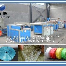 恒源机械供应塑料拉丝机,撕裂膜捆扎绳机,捆草绳打草绳机图片