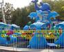 荥阳三和游乐设备厂低价出售公园游乐设备激战鲨鱼岛