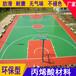 佛山中学丙烯酸篮球场材料硬地丙烯酸篮球场地坪材料供应商