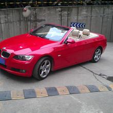 割爱转让进口3系宝马330i硬顶敞篷红跑私人一手车出售