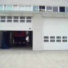 靜海區安裝提升門維修提升門門板圖片