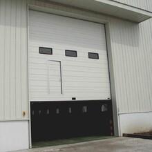 武清區安裝提升門維修提升門電機圖片