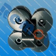 氮化硅陶瓷辊轮高温耐磨陶瓷辊轮厂家供应
