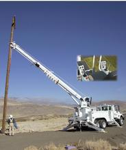 环保节能绝缘高空作业车D2/3/4A型图片
