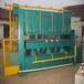 鸿程600T型木工板贴面热压机,装饰板热压机