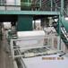 防火門珍珠巖芯板生產線成套自動化設備價格鴻程生產廠家