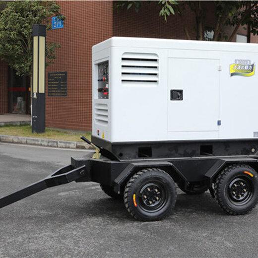 拖拉式柴油發電電焊機500A