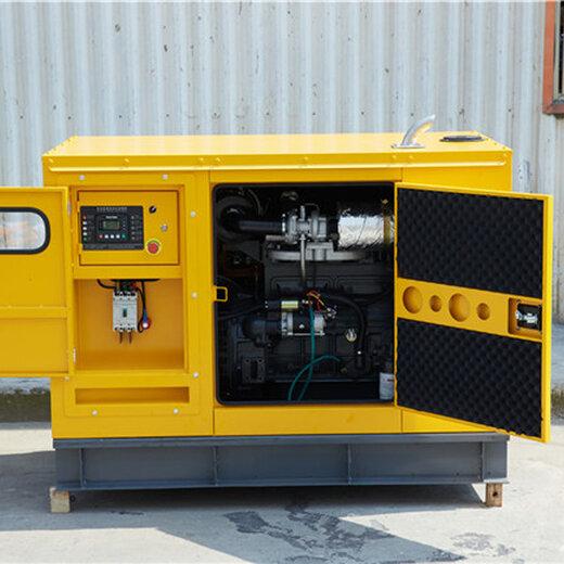 四缸小體積50千瓦柴油發電機