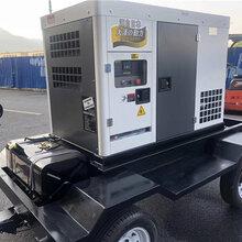 TO28000ET靜音25千瓦柴油發電機