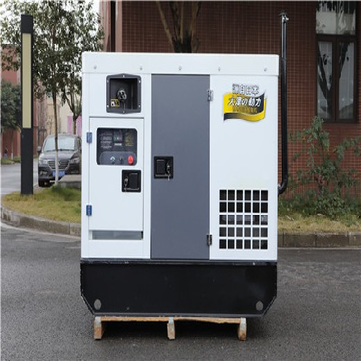 25KW柴油發電機低溫使用