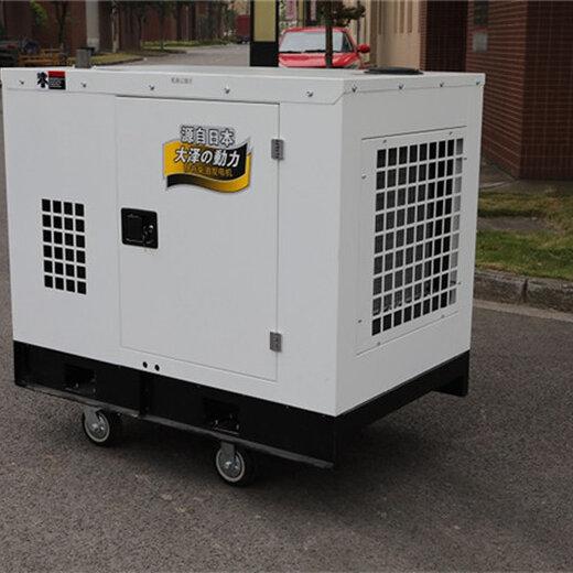 25KW大澤柴油發電機電力使用