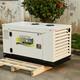 水冷靜音柴油發電機 (4)