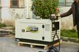 工廠應急靜音柴油發電機30KW