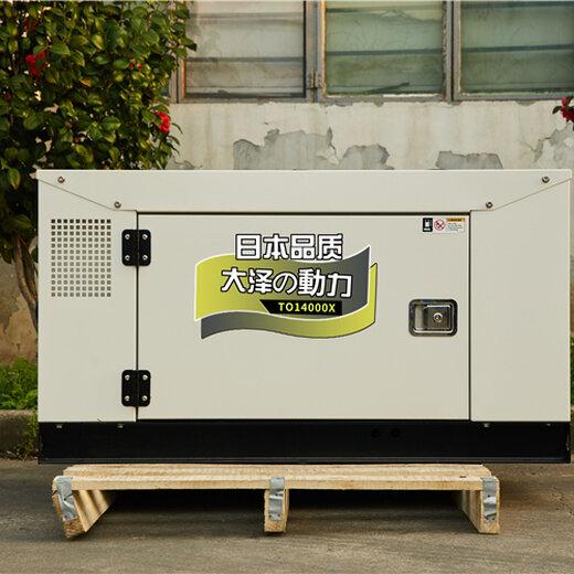 TO18000ETX水冷15KW柴油發電機