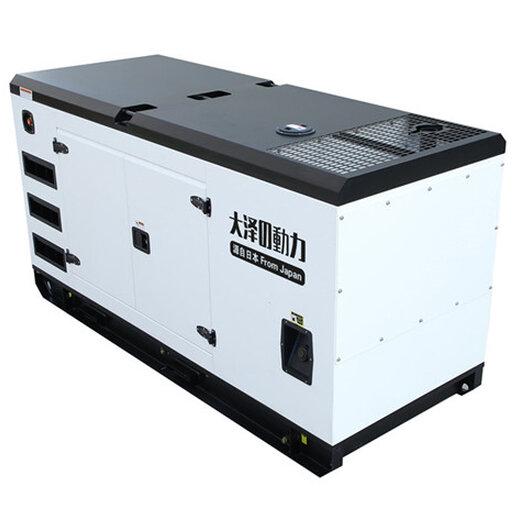 康明斯250KW柴油發電機使用
