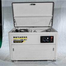 冷藏車載40千瓦汽油發電機