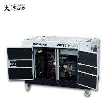 日本品牌10KW柴油發電機大澤