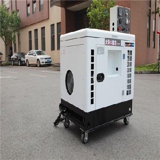 30KW大澤柴油發電機售后服務