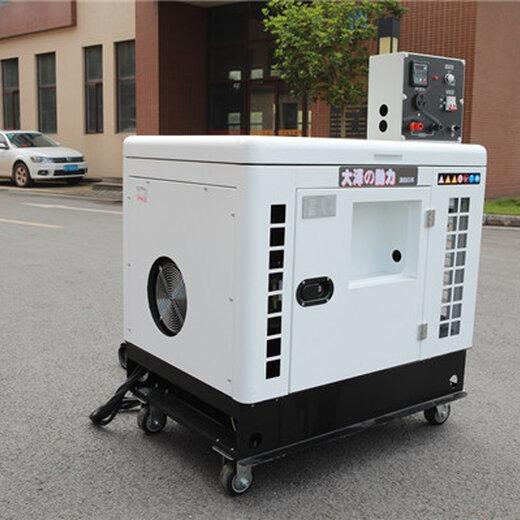 水冷16KW車載柴油發電機圖片