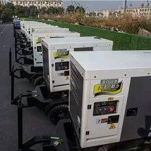 25KW雙電壓柴油發電機使用功率