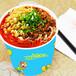 特色小吃培训中心,特色面食双响QQ杯面,一汤一面新世界