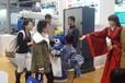 2015世界机器人大会开幕,中国江苏穿山甲服务机器人展会爆棚