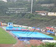 支架游泳池品牌直销移动游泳池专业厂家郑州卧龙图片