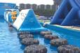 水上冲关项目趣味活动设备郑州卧龙