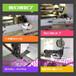 太原市乾富機械腳墊切割機旋轉刀汽車皮革腳墊設備優惠促銷