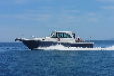 国产13米豪华商务钓鱼船玻璃钢钓鱼船