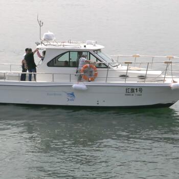 海钓专业艇