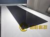 南通君彰专业定做透x光极好的医用碳纤维CT床板