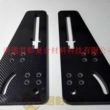 山西君彰3K碳纤维板加工定做特价批发(碳纤维板特点)图片