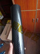 南通君彰优游注册平台技碳纤维管的价格表/碳纤维管的规格表碳纤维制品加优游注册平台图片