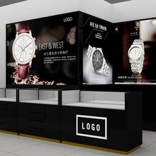 济南手表展柜设计,山东手表展柜制作,济南手表展柜设计与制作