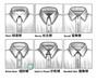衬衣定制,怎么选择衬衣的领型?