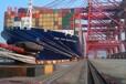 广州黄埔港到上海港多少钱一吨