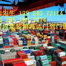 漳州到东营海运要多久