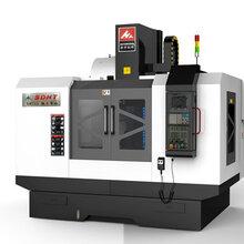 高钢性立式硬轨加工中心XH715图片