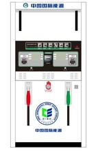 中石化加油機,中國石化加盟站加油機圖片