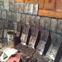 铸石板-压延微晶板-煤仓耐磨铸石板简单操作好安装厂家直销图片