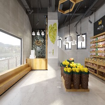 高频彩公司―水果店设计的目的要能够增加客单量