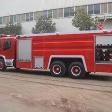 宣城泡沫水罐消防车生产厂家图片