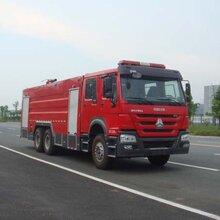 扬州水罐消防车价格图片