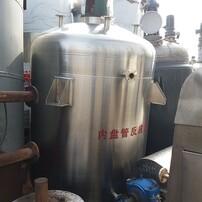 二手制药回收釜,二手不锈钢回收釜,二手制药反应釜,二手不锈钢反应釜价格图片