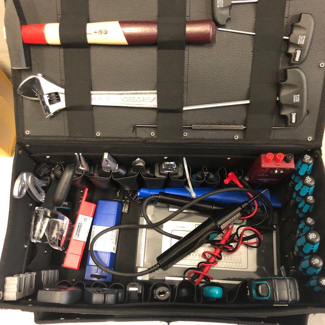 菲尼克斯工具包,装备有工具-TOOL-BELTPOUCH-1212506