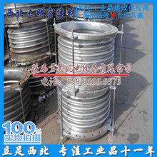 金属软管不锈钢伸缩节蒸汽高温补偿器热水暖气膨胀节化工快速卡接软管图片