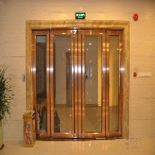 朝陽區專業安裝辦公室玻璃門玻璃隔斷圖片