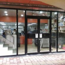 朝陽區安裝玻璃彈簧門廠家電話圖片